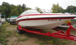 Beautiful boat, 3.0L, Very well taken care of. Opens up a whole new world of rest and relaxation, with just enough excitement thrown in for good measure. There's no better way to jump into the boating waters than on a Crownline 180 BR. This boat has all