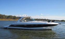 2008 Doral Alegria 45 The Alegria 45 is the flagship of the luxury yacht maker Doral's fleet and this is a very low hour unit with desirable equipment and options. Power comes from Volvo Penta's D6 diesel engines connected to IPS pod drives which allow
