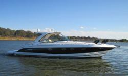 2008 Doral Alegria, The Alegria 45 is the flagship of the luxury yacht maker Doral's fleet and this is a very low hour unit with desirable equipment and options. Power comes from Volvo Penta's D6 diesel engines connected to IPS pod drives which allow for