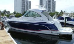 This 2008 45 foot Formula yacht is ready to enjoy. Her current original owners ordered her new and have since outgrown her and are moving up to a larger yacht. Services completed April-June 2015- Engines and Generator Oil &