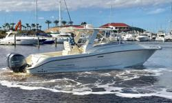 Major price reduction! Holiday special bring all offers.  This 2008 Hydra Sport 35 VX Express has always been kept inside a shed on a rack. She has low hours with up to date maintenance. Owner is eager to move into a bigger boat and is ready to see
