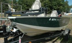2008 MirroCraft Troller XL 1677 w/50hp Mercury You're looking at a nice 2008 16t MirroCraft Troller XL with side counsel This boat comes with a 2008 Yacht Club trailer. This boat has a fish locater, a trolling motor and a live well. This boat has a