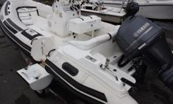 Just arrived!! A 2008 Nautica 19 Wide Body. In wonderful shape, coming off of a yacht in mint condition. Low hours on this Nautica Yamaha 150HP (126) with plenty of Electronics to keep you out on the water all day. Read below for a full break down
