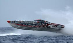 Designed and Built by Outerlimits Offshore Powerboats – Bristol USA  Nominal Length: 43' Length At Water Line: 43' Engine(s): Fuel Type: Other Engine Type: Inboard Beam: 9 ft. 0 in.
