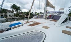 Elixir was built in 2008, but not delivered to her original owner until 2010. After crossing the Atlantic to the Caribbean 2011 Elixir was based out of Trinidad where her owner lightly used her, and always had a professional captain onboard