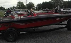 2008 Pro Craft Pro 186 paired with a Mercury 115 2 Stroke Nominal Length: 18' Length Overall: 18' Engine(s): Fuel Type: Other Engine Type: Outboard Beam: 1 ft. 1 in. Stock number: PC44025