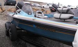 MOTOR IS MERCURY 200, INCLUDES HOT FOOT, COVER, LOWRANCE LMS 520C, AND A MOTORGUIDE 70LB 24V TROLLING MOTOR!! Nominal Length: 19'
