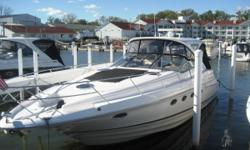 Location: New Buffalo, MI, US Freshwater Boat! Pricedfor Immediate Sale. REDUCED 30k! This boat is equipped withthe euro aft sundeck with cover, cockpit cover, bow sunpad with cover, cherry and holly flooring, Italian high
