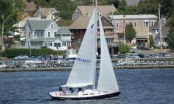 Price just reduced! Used as a daysailer by experienced boater who has given her excellent care! The only shoal draft model available in the US. Nominal Length: 36' Length At Water Line: 28.3' Length Overall: 36' Drive Up: 4.9' Engine(s): Fuel Type: Other