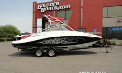 2008 Sea-Doo 230 Wake 430 HP Payments as low as $281 / mo. * A fully loaded wake boat right out of the box, with enough power and convenience for whatever else youre into. Low hour boat in great condition. Only 313 hours. Loaded with options. Featuring: