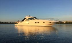 New Central 'Krista-J' is well kept and has been continually upgraded by her current owners. She is powered by twin Cummins QSC 8.3 diesels, 517hp each (975 hours). A number of features and upgrades make her ready to go cruising today! Call