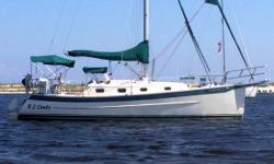 Extremely Clean and Well Equipped Be Sure To Watch The Walk Through Video Above!  Hake Yachts is one of the only builders in the US that produces high-quality and innovative retractable keel sailboats. With a flip of a switch, the keel
