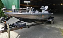 2008 Skeeter Fishing Boat w/ 150HP Yamaha 2-Stroke Engine Excellent Condition! Engine(s): Fuel Type: Gas Engine Type: Outboard Quantity: 1 Stock number: 108