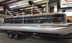Volvo Penta 5.0L GXI (270hp) (132 hours), EZLoader custom tandem trailer w/ brakes, dual SS prop, dual optima batteries w/ charger and shut-off, dual bimini w/ full enclosure, in-floor ski storage, extended swim platform w/ removable ladder, pop-up