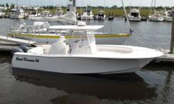 WOW Just listed and ready to fish!JUST 200 hours! Trailer, Autopilot, and Garmin 5212! Southports are designed specifically for four-stroke outboard power by C. Raymond Hunt Associates. Continuously variable deep vee hull design beginning at 22