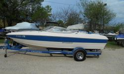 2008 STINGRAY 195 LX - BOWRIDER 2008 VOLVO PENTA 4.3L - 190HP V6 - MOTOR 2008 SINGLE AXLE TRAILER NICE BOAT LAKE READY. MAKE AN OFFER. BOAT COMES WITH BIMINI TOP AND JENSEN MARINE CD STEREO W/AUX PORT Beam: 7 ft. 7 in. Stock number: 3112 Boat cover;