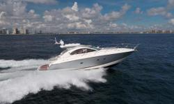 Progressive design, accommodations for four and impressive speeds set the 47 Portifinoapart from the rest. Practically Perfect shows like no other with her constant attention and upgrades making her top in the fleet. This sporty yacht