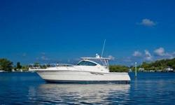 This 2008 Tiara 38HT Open is super clean and ready to go cruising or fishing. The owners have lovingly care for her for the last five years and now are offering her for sale because their new boat is on order. Don't miss this opportunity to own a