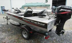 Located Saratoga Springs New York Super Clean used Fishing Boat At just over 16 ft., the Pro Team 170 TX serves up agile handling and a ride so smooth it's backed by our incomparable Smooth Ride Guarantee. For anyone who loves to fish, this boat