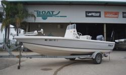 2009 Angler Grande Bay 2000, Stock: 85692009 Angler Grande Bay 202009 Yamaha 150 hp. V6 (92 Hours!)EZLoader Single Axel Aluminum Trailer*****EXCELLENT FINANCING AVAILABLE!*****CALL SETH: (504)295-2787This Angler outboard center console has a fiberglass