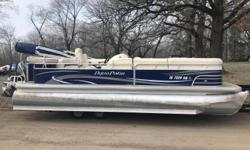 Excellent condition! Additional options include: Digital Depth Assembly, Performance Package, Playpen Cover, Ski Tow Assembly, and Stainless Steel Cupholders. Won't last long!