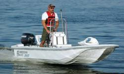 2009 Carolina Skiff JV 17 Carolina Skiffs are the most durable, versatile, stable and economical boats built today. Whether you need a pleasure boat, fishing boat or commercial work boat, Carolina Skiff allows you and your dealer to team together and