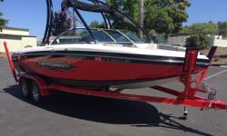 Showroom Condition! Only 63 Hours!!! Call Shawn Today (805) 466-9058 or eamil shawn@vsmarine.comCenturion Boats has done a lot to ensure that its Centurion Air Warrior series appeals to first-time wakeboard boat buyers. This all-new Centurion Falcon V
