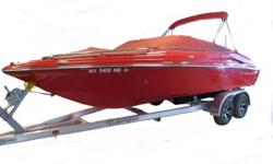 2009 Crownline 21 SS Draft: 1 ft. 4 in. Beam: 8 ft. 5 in. Fuel tank capacity: 41 Max load: 1442 Standard features: 21 SS STANDARD FEATURES - 2009 Standard Features ? 12 V Receptacle ? Anchor storage compartment (self bailing) ? Automatic bilge pump