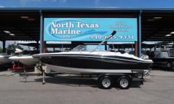 2009 Four Winns H220 on't miss your chance to own this super-clean Four Winns H220. There's room for 10 onboard and she comes powered by a 300 HP Volvo/Penta equipped with a Stainless Steel prop!! A walk-thru transom means no sandy on your upholstery and