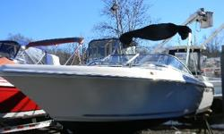 *** W/150 HP YAMAHA 4-STROKE/BIMINI/CUSH PKG/TRAILER*** / This offering by Key West gives you the best of both worlds. Whether you want to spend the day fishing or you want to ski, tube or just go for a cruise, this package will do it all! This boat is