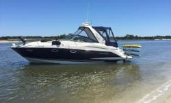 2009 Monterey 320 Sport Yacht located in Jacksonville, FL This is an exceptional opportunity to own a 'like new', fully accommodated, stand out in a crowdboat at an affordable price. Numerous recent additions and upgrades including custom