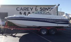 Complete Service & Brand New Detail/Buff! In Excellent shape! 2009 NauticStar 210 DC - Honda 225 VTEC - 64 Hours - NO TRAILER - Bimini Top - Sink - Snap On Cover - Radio W/ Speakers - Anchor - Humminbird Graph - Table - Snap In Carpet - Cooler -