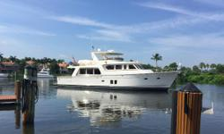 Will Consider Trade Possibilities - Very Motivated Seller One Owner Vessel - Owner Moved up to larger vessel. Loaded with options, including: • Extended-range cruiser • American Bow Thruster TRAC digitalstabilizers • American