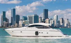 There is an old adage that fashions come and go, but style lasts forever The Pershing 64 holds true to this maxim delivering unrivaled elegance while boasting the epitome of luxury, comfort and space. The iconic Pershing name is synonymous with quality,