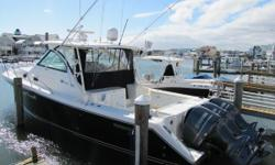 Tricked out and ready to go for half of what a new one will cost! 2009 PURSUIT 375 OFFSHORE with triple 350hp Yamaha Engines! Air Conditioning, Generator, & Great Electronics. Nominal Length: 38' Engine(s): Fuel Type: Other Engine Type: Outboard Beam: 13