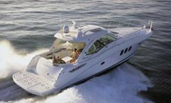 2009 48' Sea Ray Sundancer... Shows & Runs like New! Beautiful White Hull Vessel Maintained with an Open Checkbook Policy, Don't let this one Get Away!***Sister Ship Shown in All Photos***Key Features;Cockpit - Air Conditioned Bow Thruster Dash - Canvas