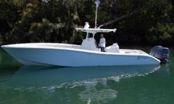 FOR QUESTIONS CONTACT: DANNY 863-673-2832 or dannypool73@yahoo.com 2009 Yellowfin 36 DETAILS: -Ice Blue Hull -Triple Yamaha F350 Four Strokes -Twin Garmin 7212 Units -4Ft Open Array Radar -TRS Auto Pilot -Hydraulic Steering -Fusion Stereo -JL Audio