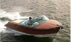 24' 2010 AUTORE CLASSIC 750 SD classic runabout. New and available for reduced pricing in Dubai. Elegant. Distinctive. Powerful. Sometimes even words fail to describe the feeling that is Autore. The retro styling is reminiscent of an era that gave
