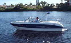 2010 Bayliner 185, This is a Very Clean 2010 18' Bayliner 185. Has been inspected by a authorized dealer. This is a fresh water boat. Must see this very nice riding boat. Freshly detailed. With 3.0 TXS MerCruiser motor, ski hook, walk-through transom,