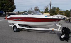 2010 Bayliner 18.5' bowrider with a Mercruiser 3.0. Boat is in like new condition used very little by 1 owner and low hours. Comes with a bimini, cockpit and bow cover, ladder, stereo and more... Very nice boat!! Beam: 7 ft. 7 in.