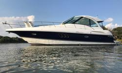 *****DALLAS BOAT SHOW SPECIAL -- $284,900*****2010 42' Cruisers Sport Coupe -- Fresh Water Vessel in Pristine Condition -- 163 Hours on Twin Volvo IPS550G EnginesLoaded with Upgrades: Underwater Lights, JL Audio Sound System, Cockpit A/C + Heat, Cockpit