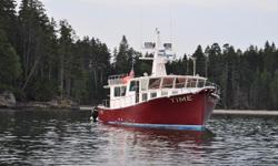 TIME is a Fantastic Tug and ready to take you on your next adventure! She is Beautiful, rugged, and fully Functional.  All systems were well thought out. Years of checking then re checking to make sure every detail of this Tug is safe, functional,
