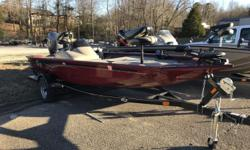 2010 G3 Eagle 165, VERY NICE PRE-OWNED 2010 G3 165 EAGLE. THIS BOAT INCLUDES A 2007 YAMAHA 60HP 4-STROKE ENGINE AND TRAILER. IT INCLUDES 2 DEPTHFINDERS AND A 12 VOLT TROLLING MOTOR. BOAT IS IN GOOD CONDITION AND ONLY HAS 107 HOURS ON IT. CALL OR EMAIL