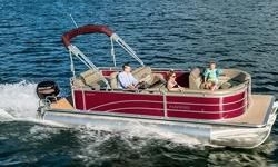 This Motor has a warranty that goes until 2018. It has been professionally maintained since new. More pictures to come. If you're looking for quality and performance at a reasonable price, the Cruiser by Harris pontoons offer just what you need. The