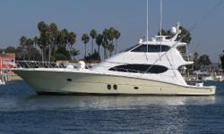 PALM BEACH BOAT SHOW - PRICE REDUCED TO $3,449,000 (SEE US AT DYS DISPLAY ON RAMP 9) LOWEST HOURS (1,060 Total) & BEST MAINTAINED 2010 77' CONV. ALTERNATIVE VIP - FWD STATEROOM LAYOUT POSSIBLE (See VIP Alternative Layout in Last Page of Pictures) A