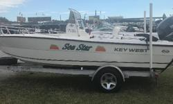 One owner, very clean! Bimini, GPS, Stainless Steel Prop, Rear Swim Ladder, Spare Tire, Motor Toter, & Bow railsincluded. Nominal Length: 19.2' Drive Up: .8' Engine(s): Fuel Type: Other Engine Type: Outboard Draft: 0 ft. 10 in. Beam: 7 ft. 9