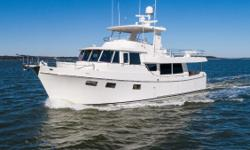 "$25K Price Reduction: Additional Photos to Come:  ""Voyager"" is hull #4 of Ocean Alexander's 60 Trawler Line and the only one currently for sale on the East Coast of the US. Her knowledgable owner has owned many previous trawlers including a"