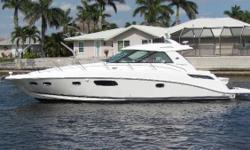 This Sport Cruiser is a large runabout with steering and performance unmatched in the marketplace. With A/C at the helm she is a wonderful party animal. Onboard Grill and seating for all, along with a large sunning pad, you are ready for all types of