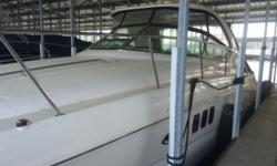 Basic Information Year: 2010 Make: Sea Ray Model: 390 Sundancer Condition: Used Type: Motoryacht Use: Fresh Water Fuel Capacity Fuel Capacity (Gallons): 151-200 Interior Stereo Carpeting TV Cabin Upholstery Lighting Air Conditioning Cockpit Seating
