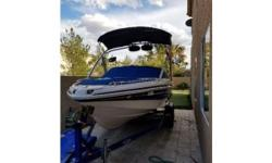 2010 Tracker Tahoe Q8I TAHOE Q8 the upscale version of family sport boating with plenty of bling in the standard-equipment list. Its all-fiberglass construction means nothing rots. Durable hardware means with care it retains its good look. A standard